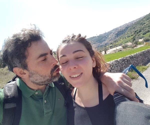 Il primo bacio appassionato
