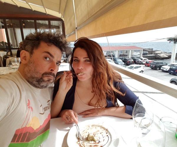 Il primo pranzo insieme